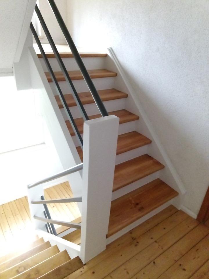 Treppen Malerbetrieb Augsburg